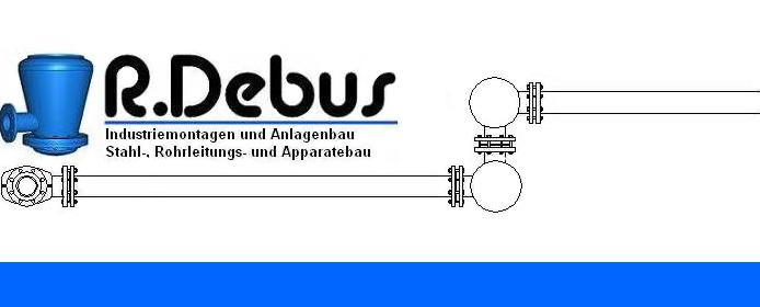 Rudi Debus Industriemontagen und Anlagenbau -